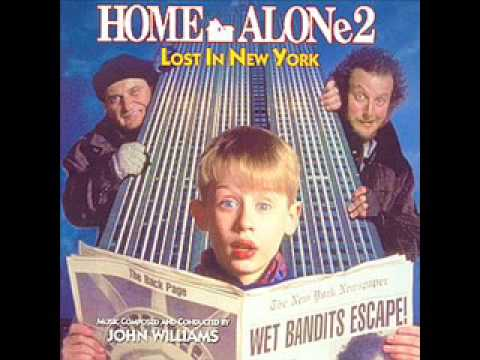 Home Alone 2 Soundtrack -  All Alone On Christmas