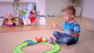 In The Night Garden Ninky Nonk Track & Train Set
