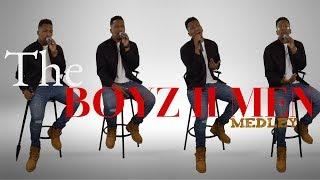 Video The Boyz II Men Medley MP3, 3GP, MP4, WEBM, AVI, FLV Agustus 2018