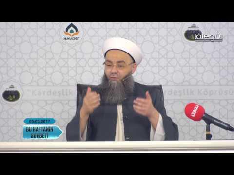 09 Mart 2017 Tarihli Bu Haftanın Sohbeti - Cübbeli Ahmet Hocaefendi Lâlegül TV