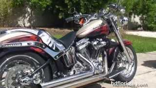 9. Used 2006 Harley Davidson CVO Fat Boy Motorcycle for sale