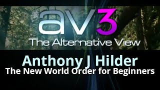 AV3 The New World Order for Beginners