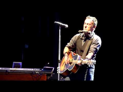 Bruce Springsteen Sings Lorde's Royals