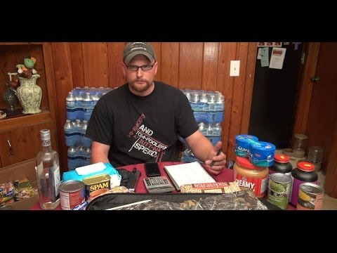 VLOG: Basic Food Prepping Options