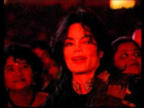 Michael Jackson – Bollywood Awards 1999