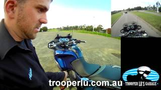 7. 2014 Triumph Trophy SE Review - Trooper Lu TV