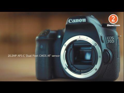 Review Canon EOS 70D โดยพี่หาว