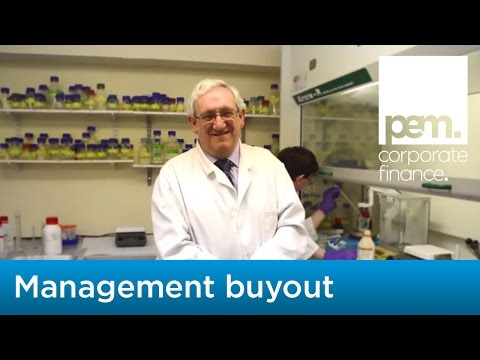 Management buyout of Molecular Dimensions - a PEMCF case study