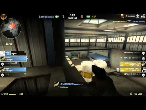 Fnatic FFO: NiP vs Lemondogs - German