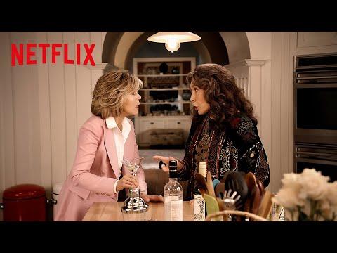 Grace and Frankie: Temporada 6 | Tráiler oficial | Netflix