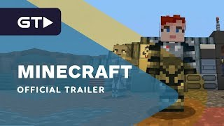 Minecraft x Mass Effect Mash-Up - Official Trailer by GameTrailers