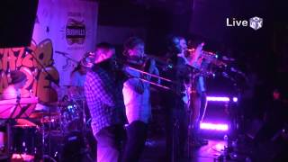38. Riot Jazz Brass Band - Sexual Healing -- Livebox, Mixtape 5