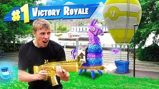 Download Video REAL LIFE FORTNITE CHALLENGE MP3 3GP MP4