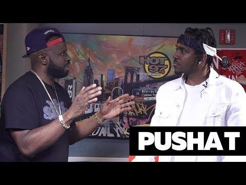 Pusha Breaks It All Down with Funk Flex in #WeGotaStoryToTell017