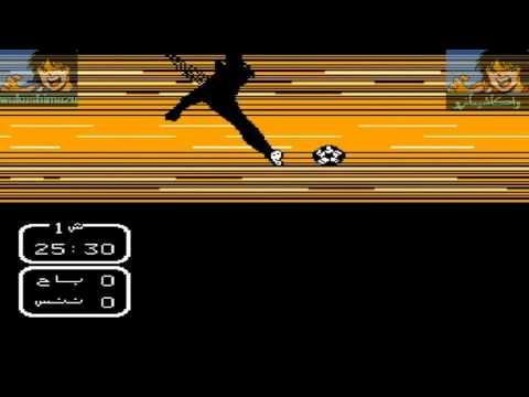 Captain Tsubasa 2 NES Hack by wakashimazu 1:  Captain Tsubasa 2 NES Hack by wakashimazu 1