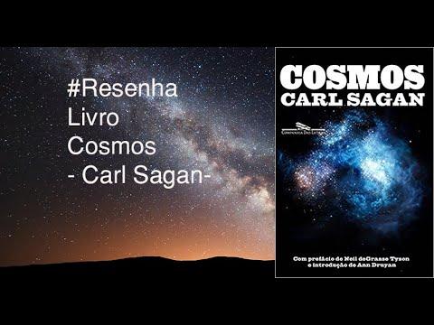 Cosmos de Carl Sagan #Resenha