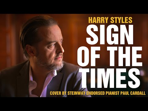 Harry Styles - Sign of The Times - Paul Cardall (piano cover)