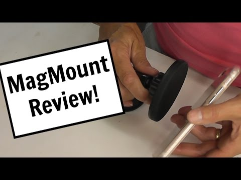 MagMount Review and Look What I Can Do Now!! (видео)