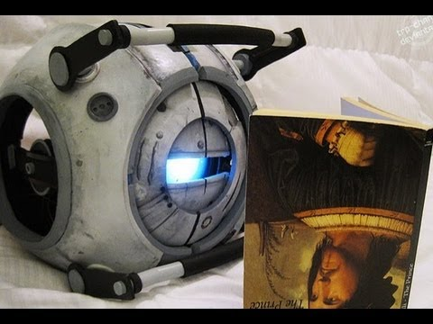 Wheatley - Take a look at this ridiculously detailed, hand made model of Wheatley from Portal 2 by fan Furin and admire a true labor of love. Credit and special thanks ...