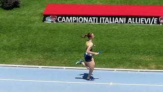 Atletica, Martina Cornia campionessa italiana nei 3000 metri
