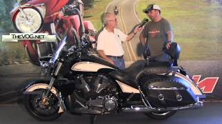 10. Victory Motorcycles: 2012 Victory Cross Roads LE - Could This Be The First Victory Cross Roads Tour?