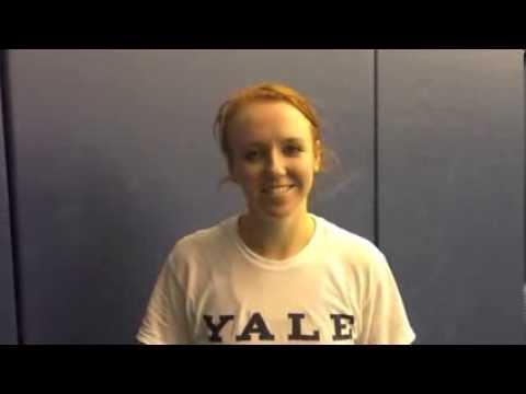 Getting to know senior team captain, Annie Sullivan, in 60 seconds