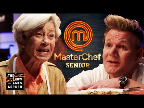 MasterChef Senior w/ Gordon Ramsay