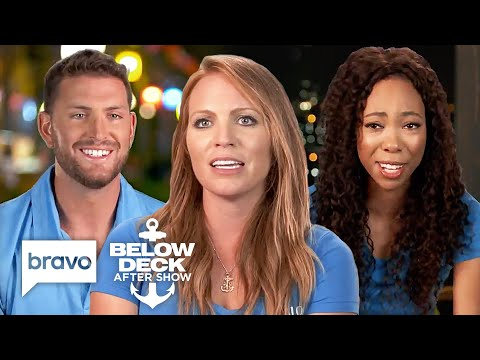 Rhylee Gerber Returns, Immediately Clashes With the Crew | Below Deck After Show (S7 Ep9)