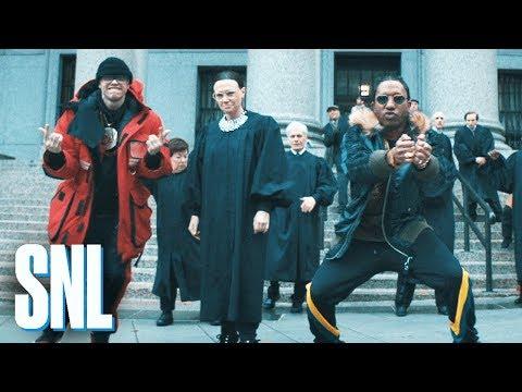 RBG Rap - SNL