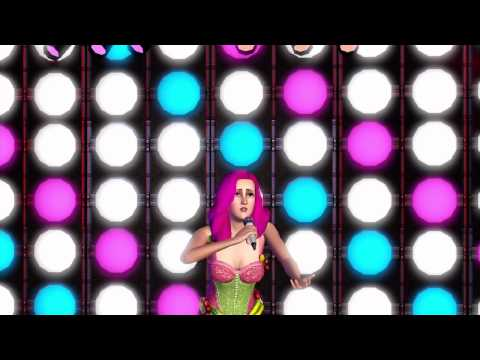 The Sims 3 Showtime Katy Perry CE The One That Got Away