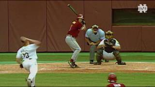 A look back at Notre Dame Baseball's 2002 season and trip to the college world series.