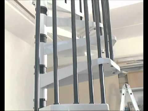 escalier private 4rum. Black Bedroom Furniture Sets. Home Design Ideas