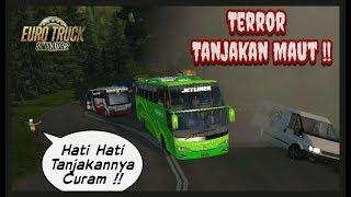 Video Terror di Tanjakan Maut !! (Tanjakan EMEN) Wkwk / ETS2 Mod Indonesia MP3, 3GP, MP4, WEBM, AVI, FLV Agustus 2018