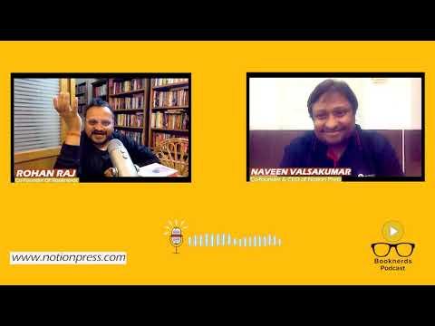 The Art of Self Publishing feat.Naveen Valsakumar