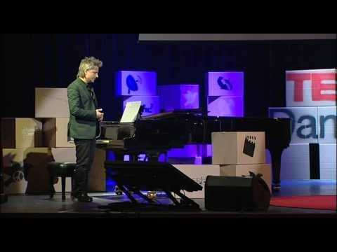 TEDxDanubia 2011 - Havasi Balázs - zongoraművész, zeneszerző