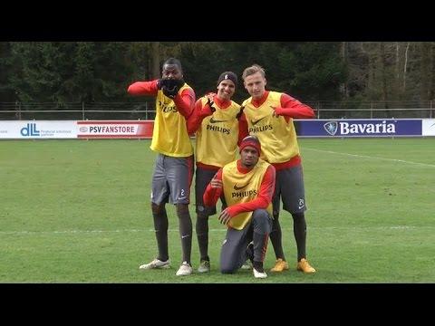 Arias en Guardado terug in Eindhoven