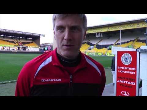 Interview Kristinsson na KSCL - Twente