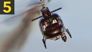 Video Top 5 Amazing Helicopter Emergency Landings MP3, 3GP, MP4, WEBM, AVI, FLV Maret 2018