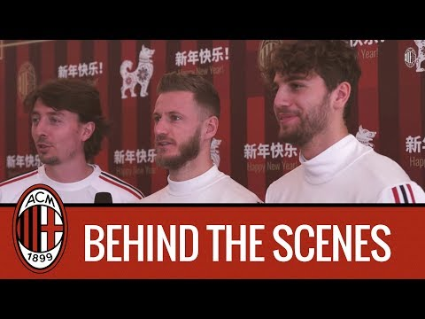 Birthday greetings - Chinese New Year greetings video: behind-the-scenes