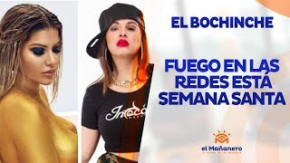 El Bochinche – Alexandra vs Melymel / Tamara Martinez, Ingrid jorge y Amelia