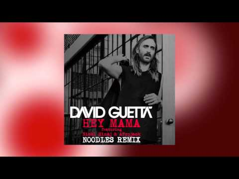 """Hey Mama"" (Noodles Remix) - David Guetta ft. Nicki Minaj & Afrojack"