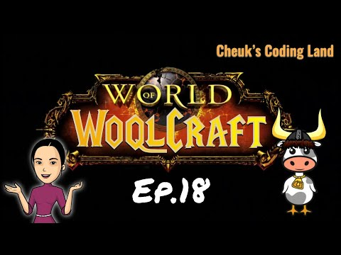 World of WoqlCraft - Ep.18 Finish Knowledge Graph for NLP and Using It