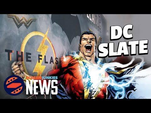 DCEU Comic Con Slate Breakdown! w/ Max Landis - SDCC 2017