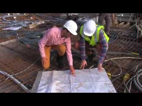 Augustin Masurel a brevet� sa technologie de plancher pr�-usin�