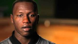 Gorgui Dieng talks about the hospitals in his home country of Senegal and how he has been helping them improve.