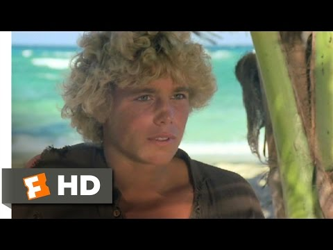 The Blue Lagoon (1/8) Movie CLIP - Funny Thoughts (1980) HD