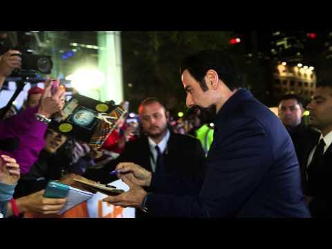 The Forger: John Travolta TIFF Movie Premiere Arrival