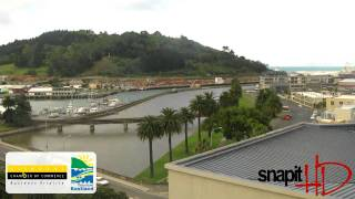 Gisborne Webcam Saturday 26th February 2011