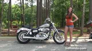 4. Used 2009 Harley Davidson Dyna Super Glide  Motorcycles for sale - St. Petersburg, FL