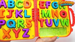 Video Best Learning Videos for Kids Smart Kid Genevieve Teaches toddlers ABCS, Colors! Kid Learning Fun! MP3, 3GP, MP4, WEBM, AVI, FLV Oktober 2017
